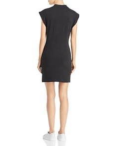 Rebecca Minkoff - Wilson Mock-Neck Mini Dress