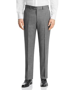 Emporio Armani Tailored Virgin Wool Regular Fit Pants