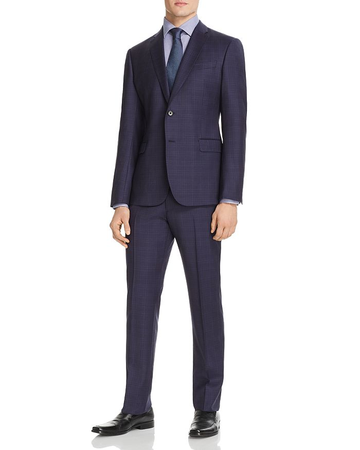 Armani - Virgin Wool Slim Fit Suit