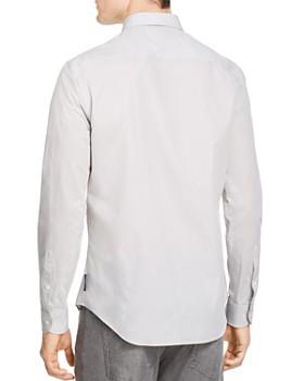 Armani - Dotted Classic Fit Sport Shirt