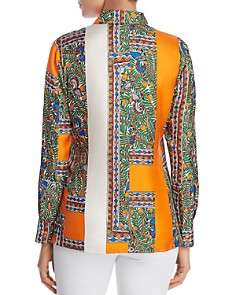 Tory Burch - Printed Silk Shirt