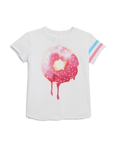 CHASER - Girls' Painted-Donut Tee - Little Kid, Big Kid