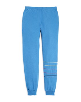 a2e147aa Vintage Havana - Girls' Hacci Stitched-Stripe Pants - Big Kid ...