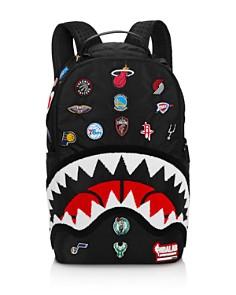 Sprayground - Boys' NBA All Team Logo Backpack