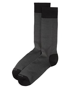 Marcoliani - Lisle Birdseye Socks