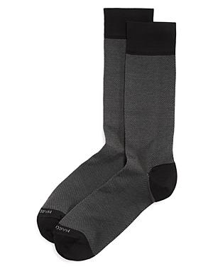 Lisle Birdseye Socks