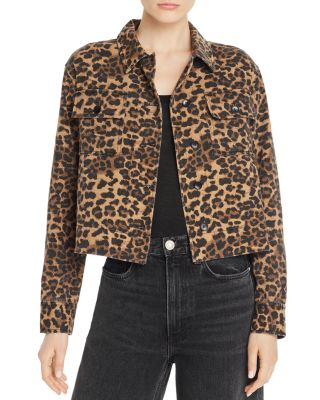 Cheetah Print Jacket   100% Exclusive by Aqua