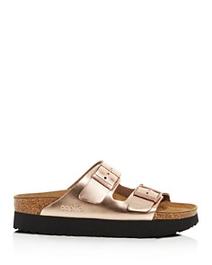 Birkenstock - Women's Arizona Papillio Platform Slide Sandals