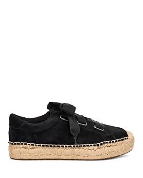 promo code 3c7a8 d7e3d ... UGG® - Women s Brianna Suede Espadrille Sneakers