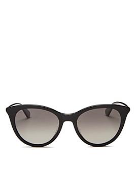 kate spade new york - Women's Janalynn Round Sunglasses, 51mm