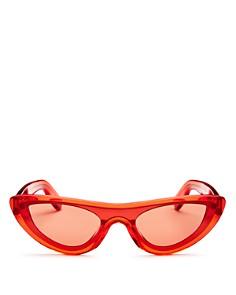 Kenzo - Women's Cat Eye Sunglasses, 48mm