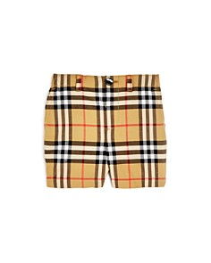 Burberry - Boys' Sean Vintage Check Shorts - Baby