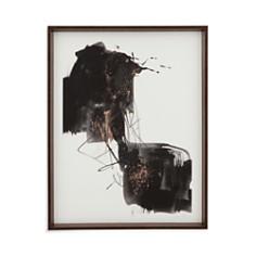Bassett Mirror - Ebony Step II Wall Art
