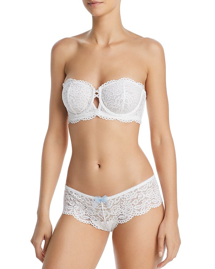 b.tempt'd by Wacoal - Ciao Bella Strapless Bra & Tanga