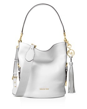 MICHAEL Michael Kors - Brooke Medium Leather Bucket Bag