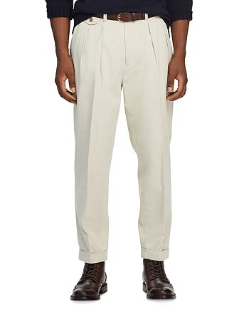 Polo Ralph Lauren - Yale Briton Relaxed Fit Pants - 100% Exclusive