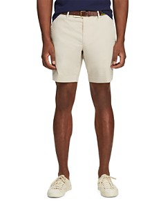 Polo Ralph Lauren - Stretch Straight Fit Shorts - 100% Exclusive