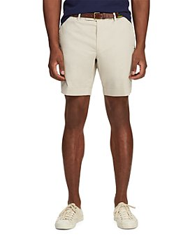 Polo Ralph Lauren - Performance Stretch Straight Fit Shorts - 100% Exclusive