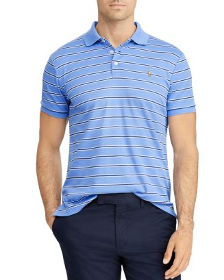 Polo Ralph Lauren Striped Classic Fit Polo Shirt