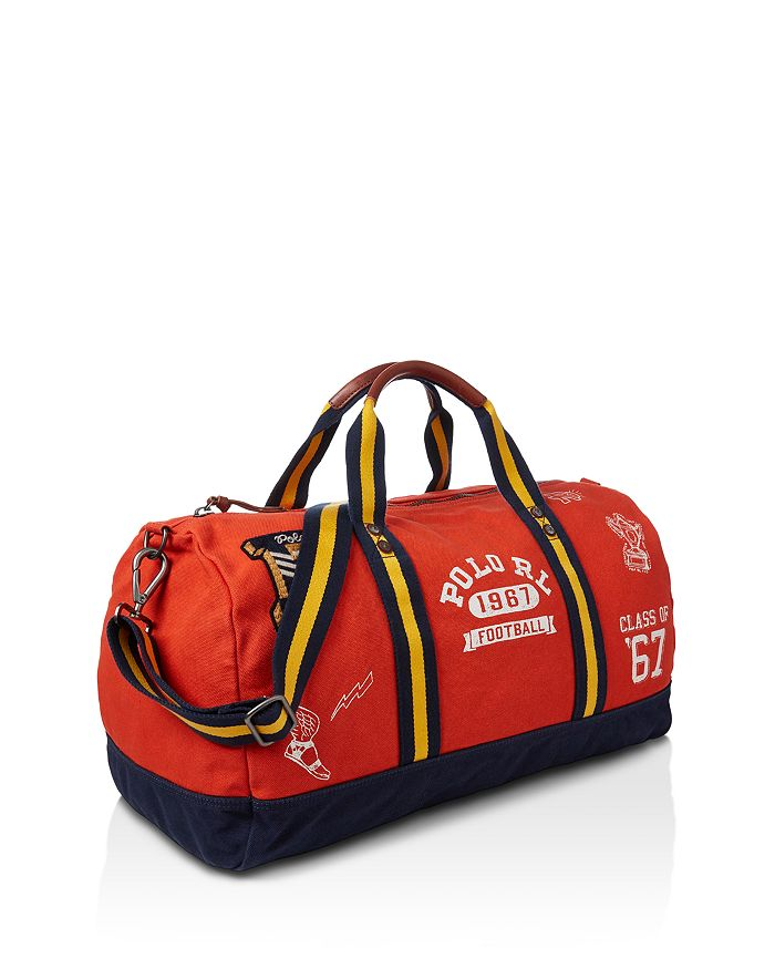 Polo Ralph Lauren - Canvas Duffle Bag
