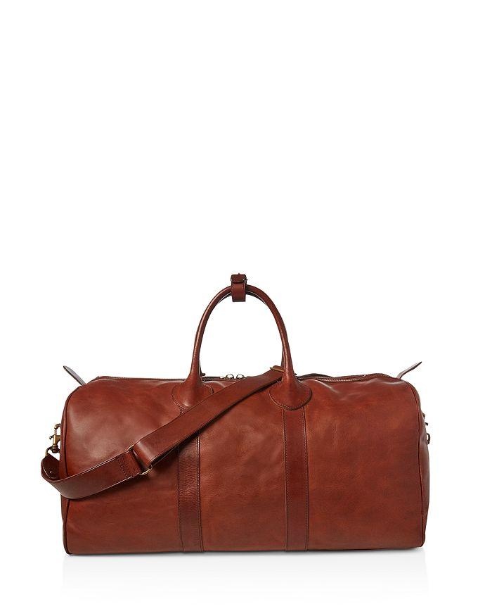 900206c0b6 Polo Ralph Lauren - Proprietor Leather Duffel Bag