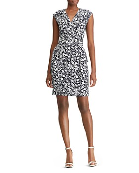 ecdff14bc0 Ralph Lauren - Floral Jersey Dress ...