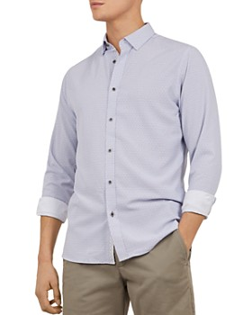 894123ff5 Ted Baker Men s Casual Button Down Shirts - Bloomingdale s ...