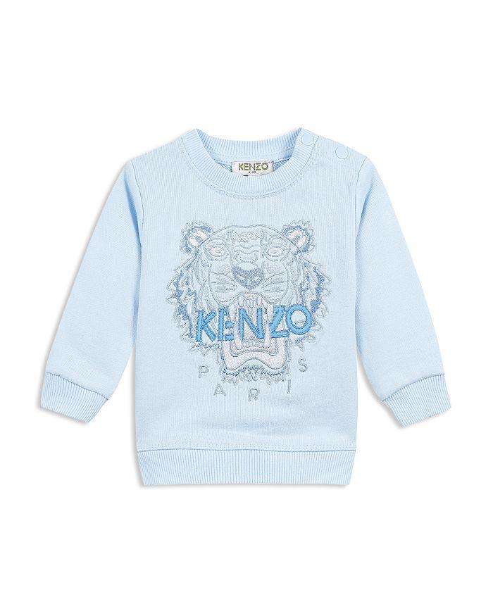 Kenzo - Boys' Embroidered-Tiger & Logo Sweatshirt - Baby