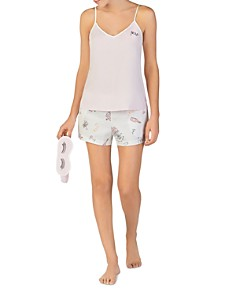 kate spade new york - Bridal Cami, Shorts & Eye Mask Set