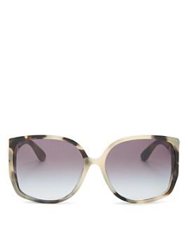 Burberry - Women's Square Sunglasses, 61mm