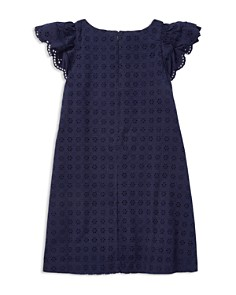 Ralph Lauren - Girls' Eyelet Woven Dress - Big Kid