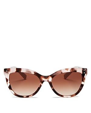 Valentino Women's Cat Eye Sunglasses, 54mm