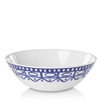 Dansk - Arabesque Melamine Salad Bowl