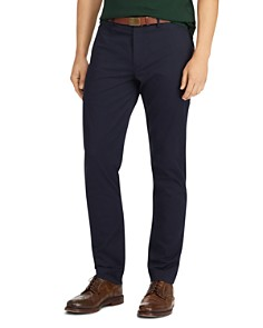 Polo Ralph Lauren - Military Stretch Straight Fit Chinos