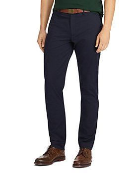 Polo Ralph Lauren - Stretch Fit Chinos - Slim & Straight Fits