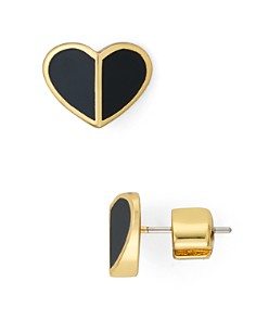 kate spade new york - Small Heart Stud Earrings