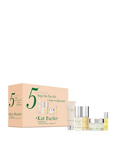 Kat Burki - Essential Radiance 5 Steps On the Go Kit