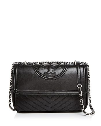 a3aaf97b47d Tory Burch Fleming Distressed Convertible Shoulder Bag | Bloomingdale's