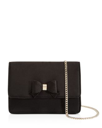 Raachel Micro Bow Clutch by Ted Baker