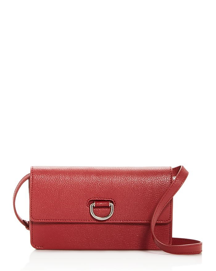 Burberry - Percy Leather Crossbody