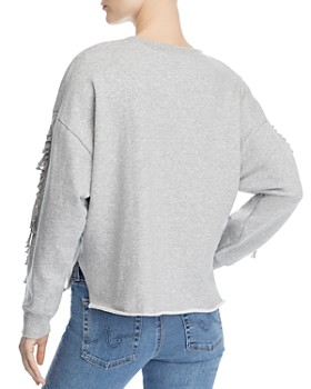 Generation Love - Isa Fringe Sweatshirt