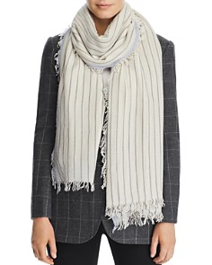 rag & bone - Nassau Striped Wool Scarf