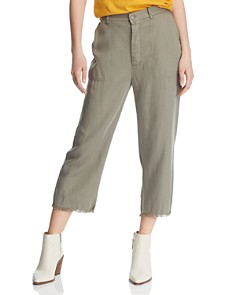DL1961 - Lorimer Straight Cropped Pants