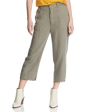 Dl Pants DL1961 LORIMER STRAIGHT CROPPED PANTS