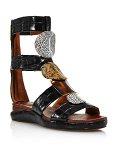 Chloé - Women's Wanda Gladiator Sandals