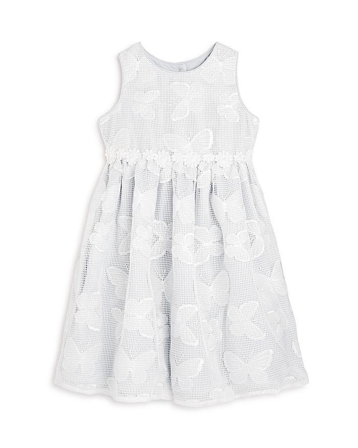Pippa & Julie - Girls' Butterfly-Mesh Dress - Little Kid