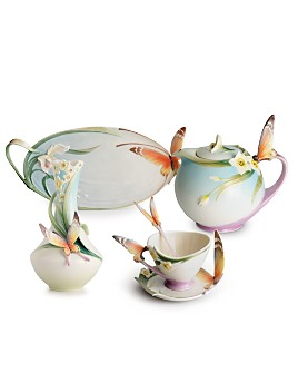 Franz Collection - Papillon Butterfly Serveware Collection