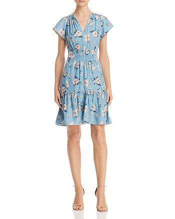 Rebecca Taylor - Daniella Floral Print Dress - 100% Exclusive