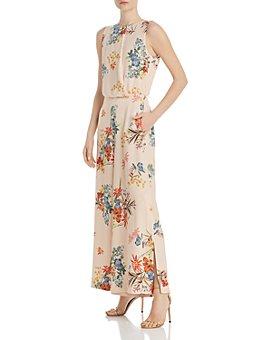 Marella - Nankin Floral Wide-Leg Jumpsuit - 100% Exclusive