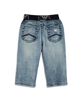 Armani - Boys' Stretch-Waist Jeans - Baby